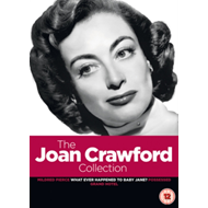 Joan Crawford: Golden Age Collection (UK-import) (DVD)
