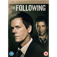 Produktbilde for The Following: The Complete First Season (UK-import) (DVD)