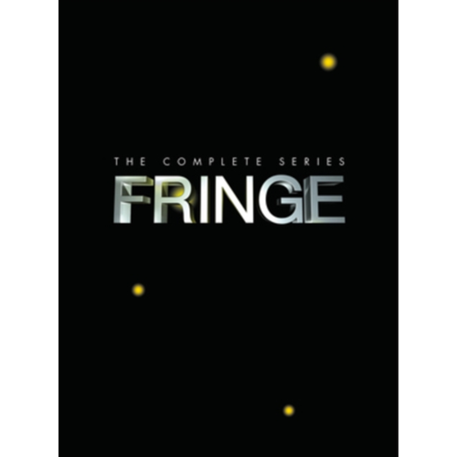 Fringe: The Complete Series (UK-import) (DVD)