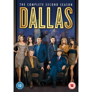 Produktbilde for Dallas: The Complete Second Season (UK-import) (DVD)