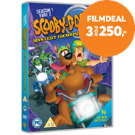 Produktbilde for Scooby-Doo - Mystery Incorporated: Season 1 - Part 2 (UK-import) (DVD)