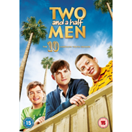 Two And A Half Men - Sesong 10 (UK-import) (DVD)