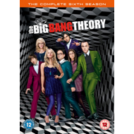 Big Bang Theory: The Complete Sixth Season (UK-import) (DVD)
