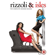Rizzoli & Isles: The Complete Second Season (UK-import) (DVD)