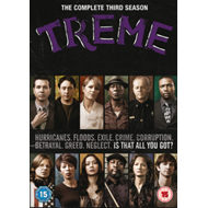 Treme: The Complete Third Season (UK-import) (DVD)