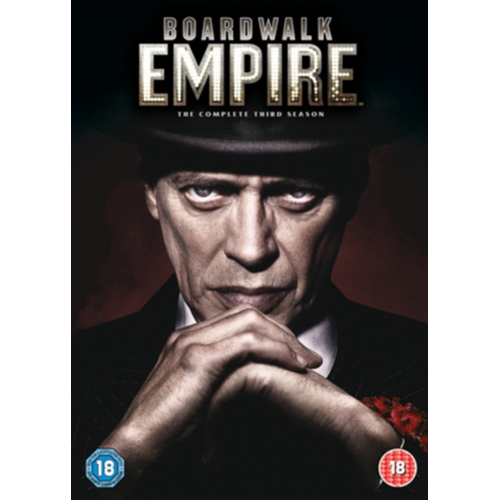 Boardwalk Empire: The Complete Third Season (UK-import) (DVD)