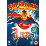 Superman: Animated Collection (UK-import) (DVD)