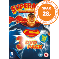 Produktbilde for Superman: Animated Collection (UK-import) (DVD)