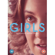Girls: The Complete Second Season (UK-import) (DVD)