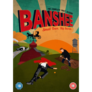 Produktbilde for Banshee: The Complete First Season (UK-import) (DVD)