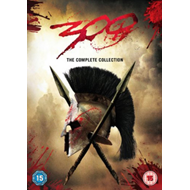 300/300: Rise Of An Empire (UK-import) (DVD)