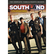 Produktbilde for Southland: The Complete Third And Fourth Season (UK-import) (DVD)