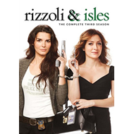 Rizzoli & Isles: The Complete Third Season (UK-import) (DVD)