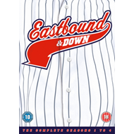 Produktbilde for Eastbound & Down: The Complete Seasons 1-4 (UK-import) (DVD)