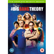 The Big Bang Theory: The Complete Seventh Season (UK-import) (DVD)