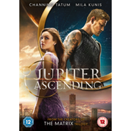 Produktbilde for Jupiter Ascending (UK-import) (DVD)