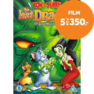 Produktbilde for Tom And Jerry: Tom And Jerry And The Lost Dragon (UK-import) (DVD)