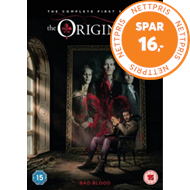 Produktbilde for The Originals: The Complete First Season (UK-import) (DVD)