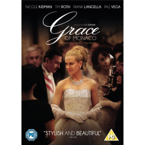 Grace Of Monaco (UK-import) (DVD)