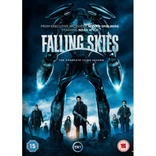 Falling Skies: The Complete Third Season (UK-import) (DVD)