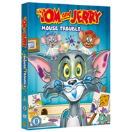 Produktbilde for Tom And Jerry: Mouse Trouble (UK-import) (DVD)
