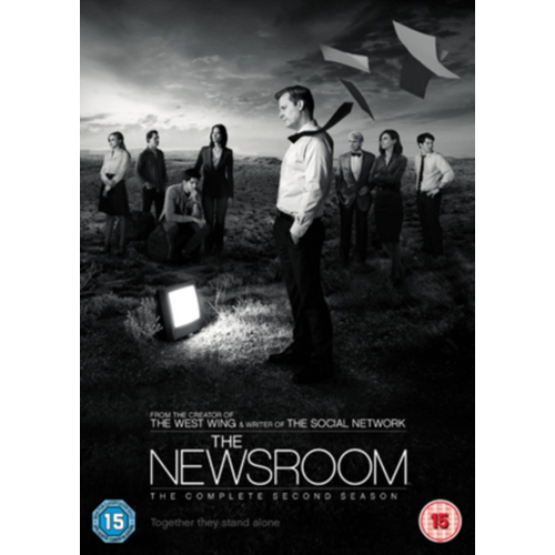 The Newsroom: The Complete Second Season (UK-import) (DVD)