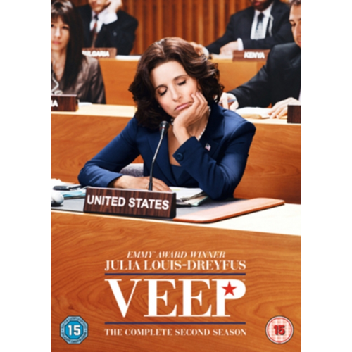 Veep: The Complete Second Season (UK-import) (DVD)