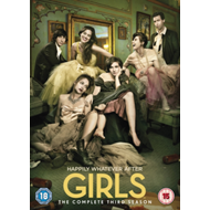 Girls: The Complete Third Season (UK-import) (DVD)