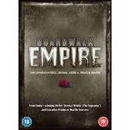 Boardwalk Empire: Seasons 1-4 (UK-import) (DVD)