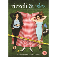 Rizzoli & Isles: The Complete Fourth Season (UK-import) (DVD)