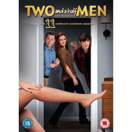 Two And A Half Men - Sesong 11 (UK-import) (DVD)