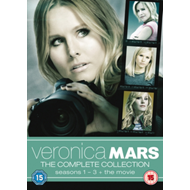 Veronica Mars: The Complete Collection (UK-import) (DVD)