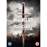 Ironclad/Ironclad 2 - Battle For Blood (UK-import) (DVD)