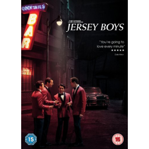 Jersey Boys (UK-import) (DVD)