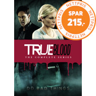 Produktbilde for True Blood: The Complete Series (UK-import) (DVD)