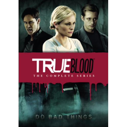 True Blood: The Complete Series (UK-import) (DVD)