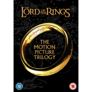 Produktbilde for The Lord Of The Rings Trilogy (UK-import) (DVD)