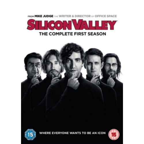 Silicon Valley: The Complete First Season (UK-import) (DVD)