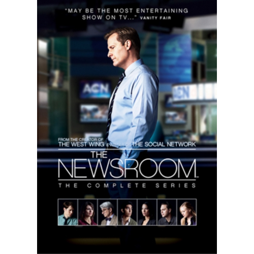 Newsroom: The Complete Series (UK-import) (DVD)