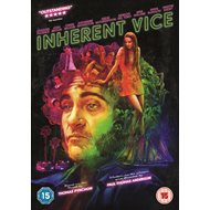 Produktbilde for Inherent Vice (UK-import) (DVD)