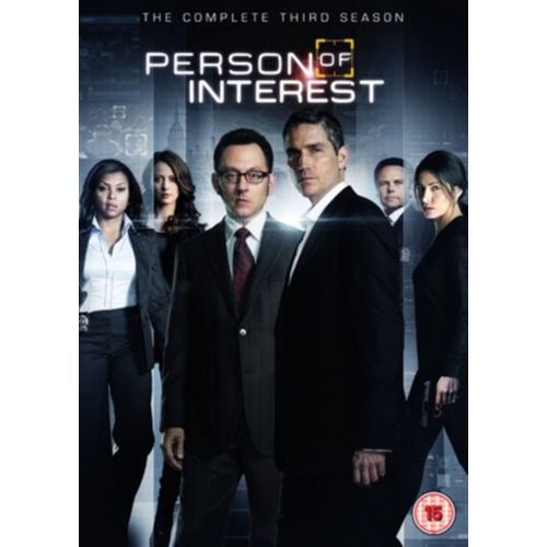 Person Of Interest: The Complete Third Season (UK-import) (DVD)