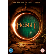 Produktbilde for The Hobbit: Trilogy (UK-import) (DVD)