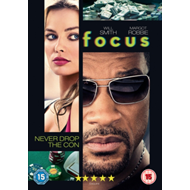 Produktbilde for Focus (UK-import) (DVD)