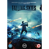 Falling Skies: The Complete Fourth Season (UK-import) (DVD)