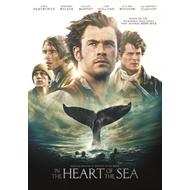 Produktbilde for In The Heart Of The Sea (UK-import) (DVD)