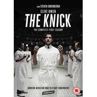 Produktbilde for The Knick: The Complete First Season (UK-import) (DVD)