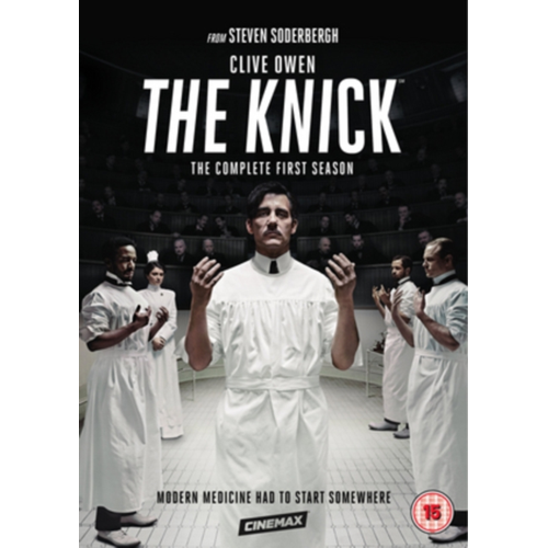 Knick: The Complete First Season (UK-import) (DVD)