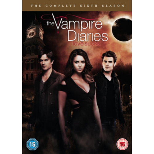 Vampire Diaries: The Complete Sixth Season (UK-import) (DVD)