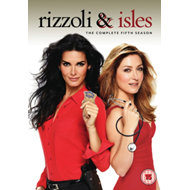 Rizzoli & Isles: The Complete Fifth Season (UK-import) (DVD)