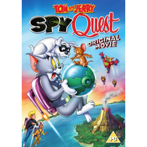 Tom And Jerry: Spy Quest (UK-import) (DVD)